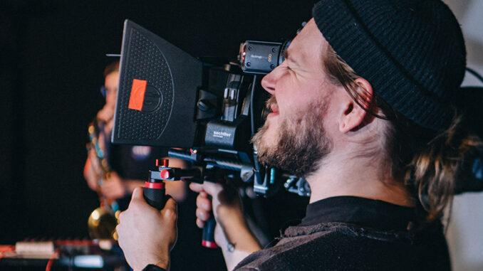 Handkamera